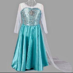 Frosen Elsa dress 120